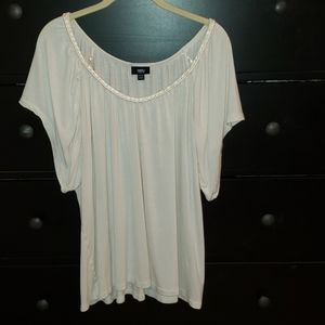 Massimo buttery soft cream top 20w 22w